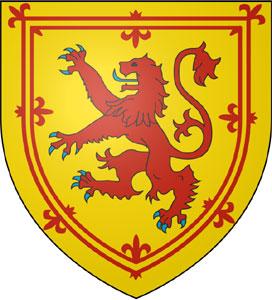 Герб шотландии на английском
