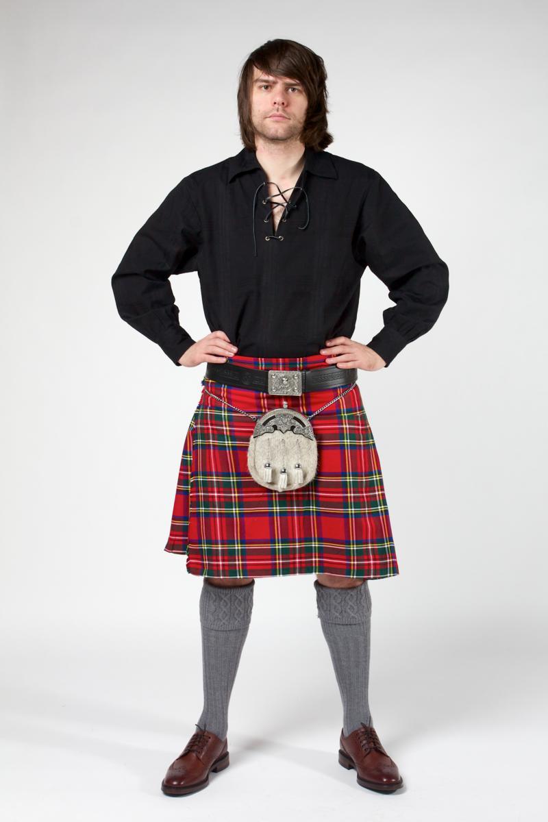 Шотландець в кілті