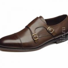 Туфли Loake Cannon Dark Brown