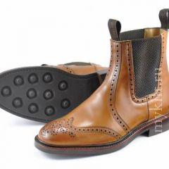 Туфли Loake Thirsk Tan