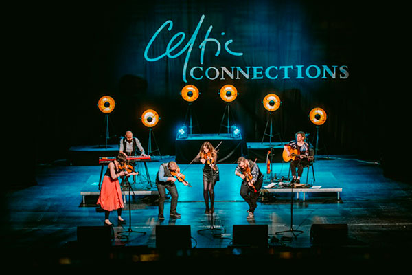 Шотландский праздник Celtic Connections