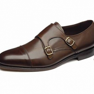 2Картинка Loake Cannon Dark Brown